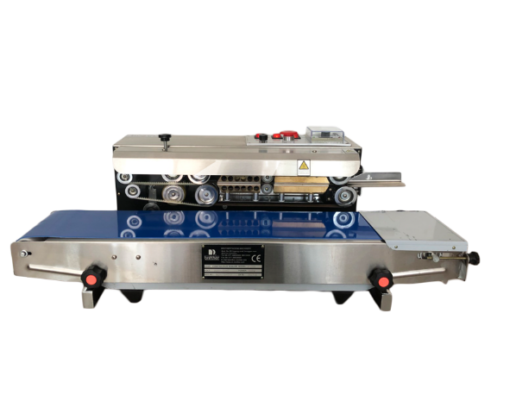 เครื่องซีลเติมลมไนโตรเจน รุ่น SF-150W+nitro