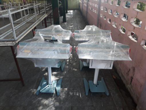 เครื่องซีลเท้าเหยียบ รุ่น PFS-F600