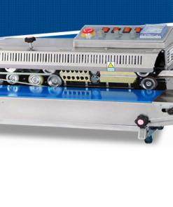 เครื่องซีลสายพานมีเครื่องพิมพ์ในตัวแนวนอน FRBM-810I